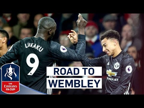 Mourinho's Men On Course for 13th Emirates FA Cup! | Man Utd's Road to Wembley