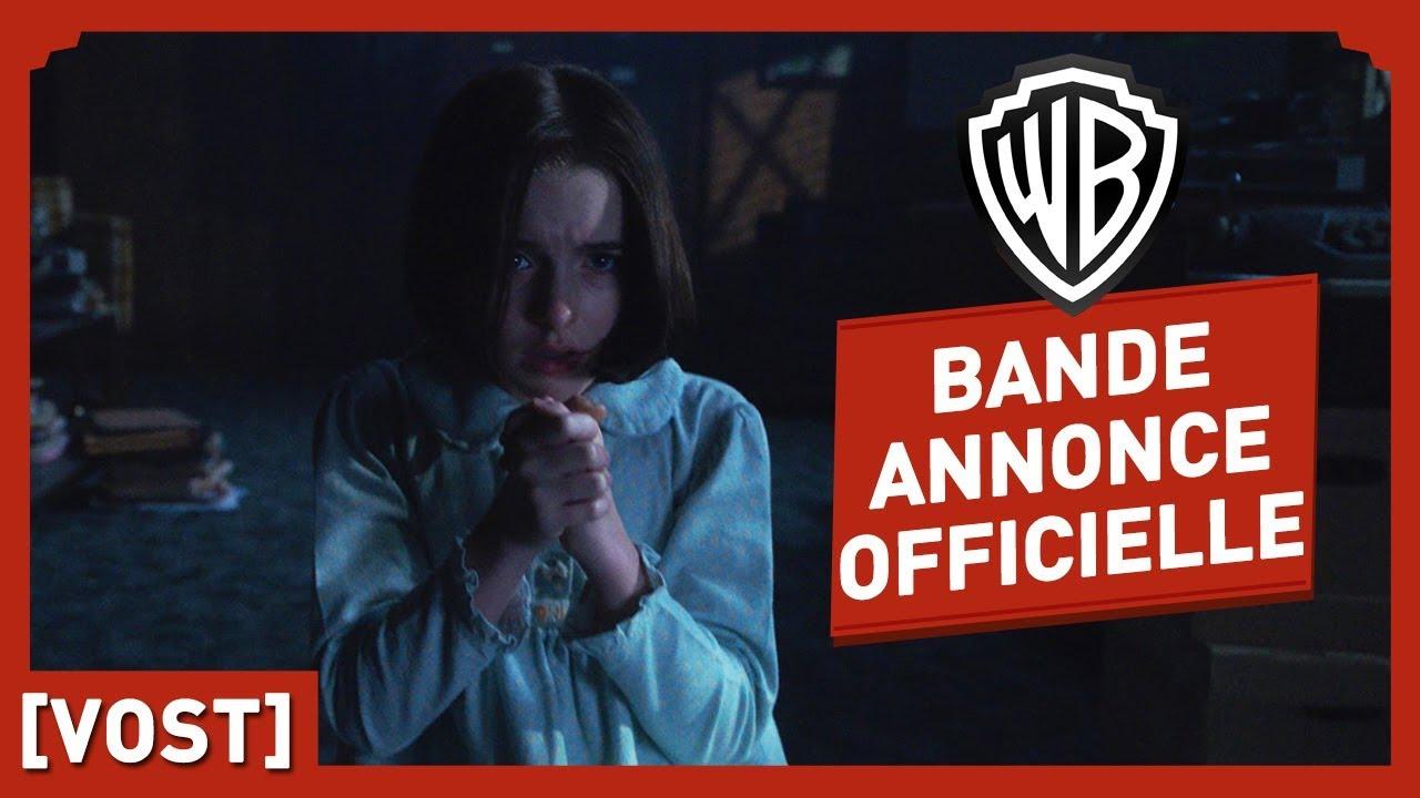 Annabelle - La Maison du Mal - Bande Annonce Officielle 2 (VOST) - Mckenna Grace / Patrick Wilson