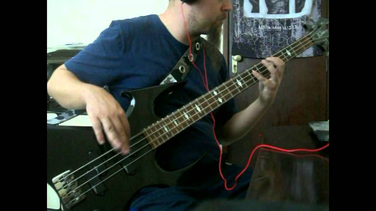 autopsy-ridden-with-disease-bass-cover-anderlon-azevedo