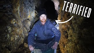 Overnight In An Abandoned Mine (With No Way Out)