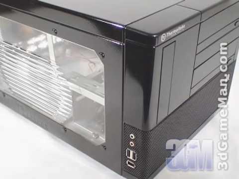 #848 - Thermaltake LANBOX Lite SFF Case Video Review