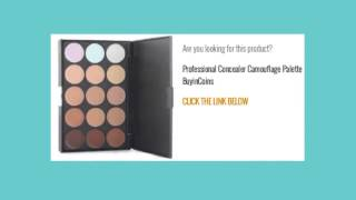 Professional Concealer Camouflage Palette BuyinCoins Thumbnail