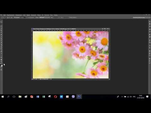 Как изменить масштаб интерфейса в Photoshop