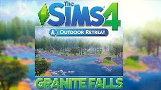 The Sims 4 Outdoor Retreat: Granite Falls Review & Final Thoughts!