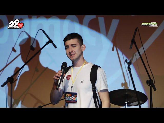 Koncert JERY - 29 Finał WOŚP Połczyn-Zdrój