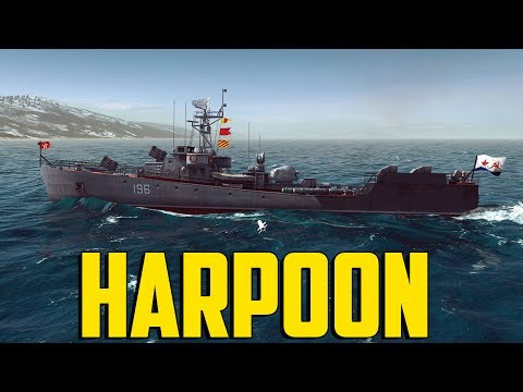 Cold Waters - Harpoon