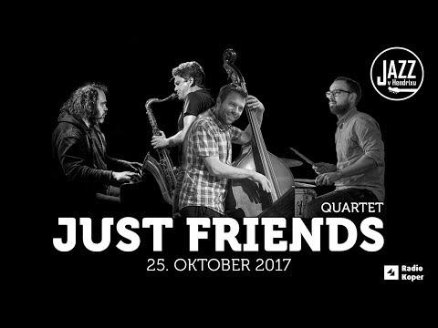 Jazz v Hendrixu: JUST FRIENDS