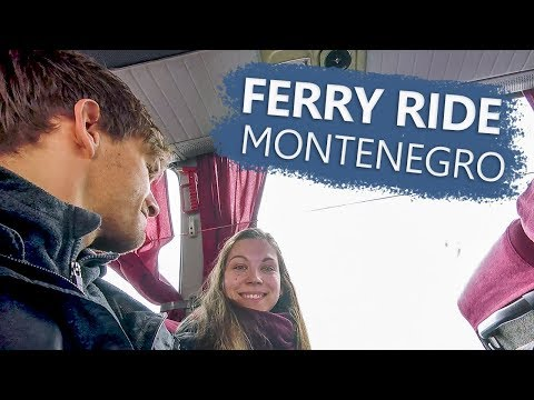 Montenegro Ferry: Crossing the Bay of Kotor | Travel Video