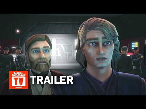 Star Wars: The Clone Wars Season 7 Comic-Con Trailer | Rotten Tomatoes TV