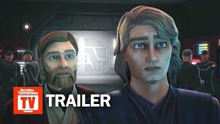 Star Wars: The Clone Wars Season 7 Comic-Con Trailer | Rotten Tomatoes TV
