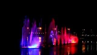 Открытие фонтана Винница 2016 Full HD - Самый большой свето-музыкальный фонтан Европы