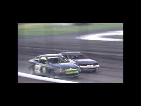 Sport Compact Amain @ Hancock County Speedway 07/06/18