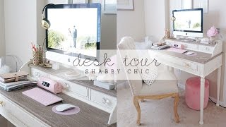 Desk Tour: What