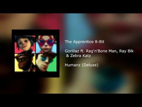 The Apprentice 8-Bit Remix - Gorillaz Chiptune Cover