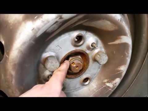 Changer un roulement roue avant sans presse ex sur fiat ducato