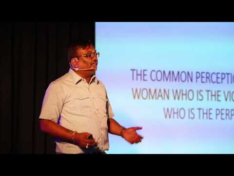 Men: The Oppressed Gender | Amartya Talukdar | TEDxBESC