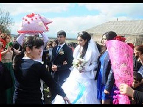 Езидская Свадьба  Мераб и Карина  Армения с .Калино