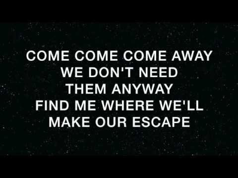 Megan Nicole - Escape (lyrics)