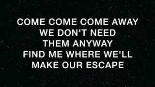 Megan Nicole - Escape (lyrics)