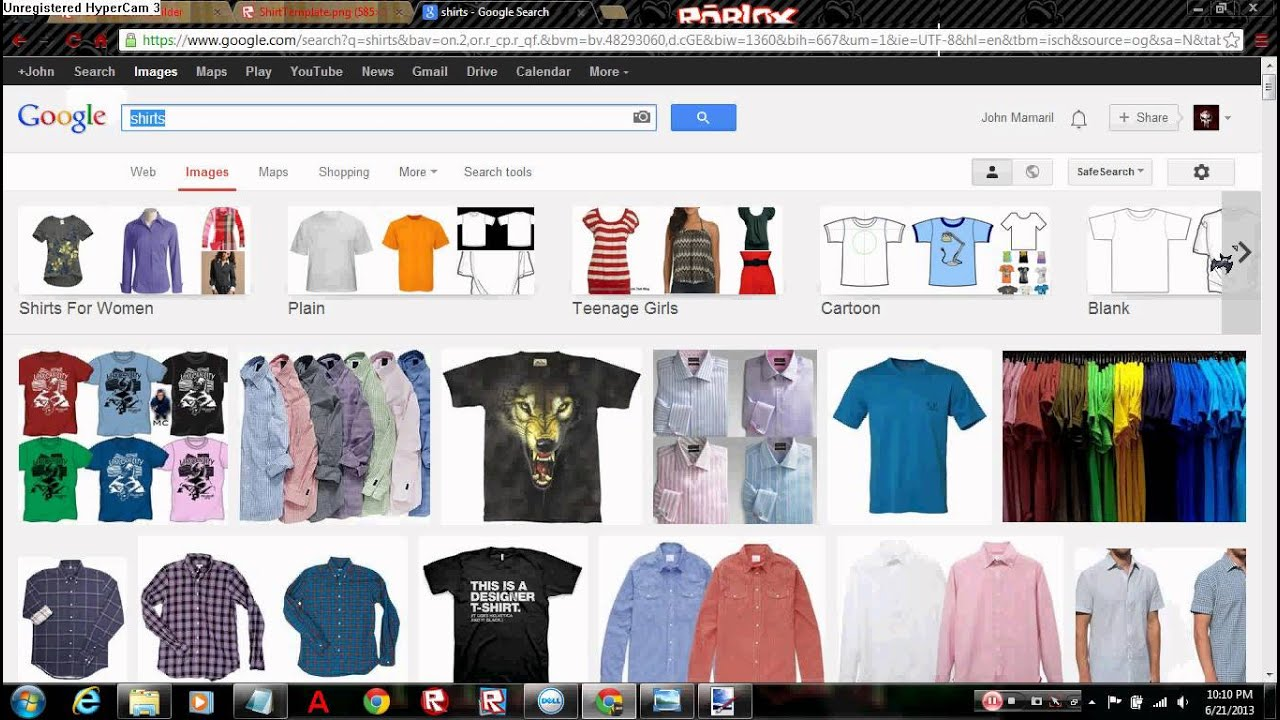 How Make Clothing Roblox