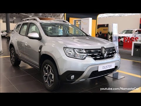Renault Duster 4WD LE 2019   Real-life review