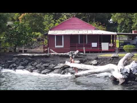 Road trip through Puna on the Big Island