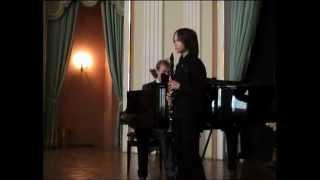 Carl Stamitz - Clarinet Concerto B-dur, No. 3 - Part 1 - Allegro moderato