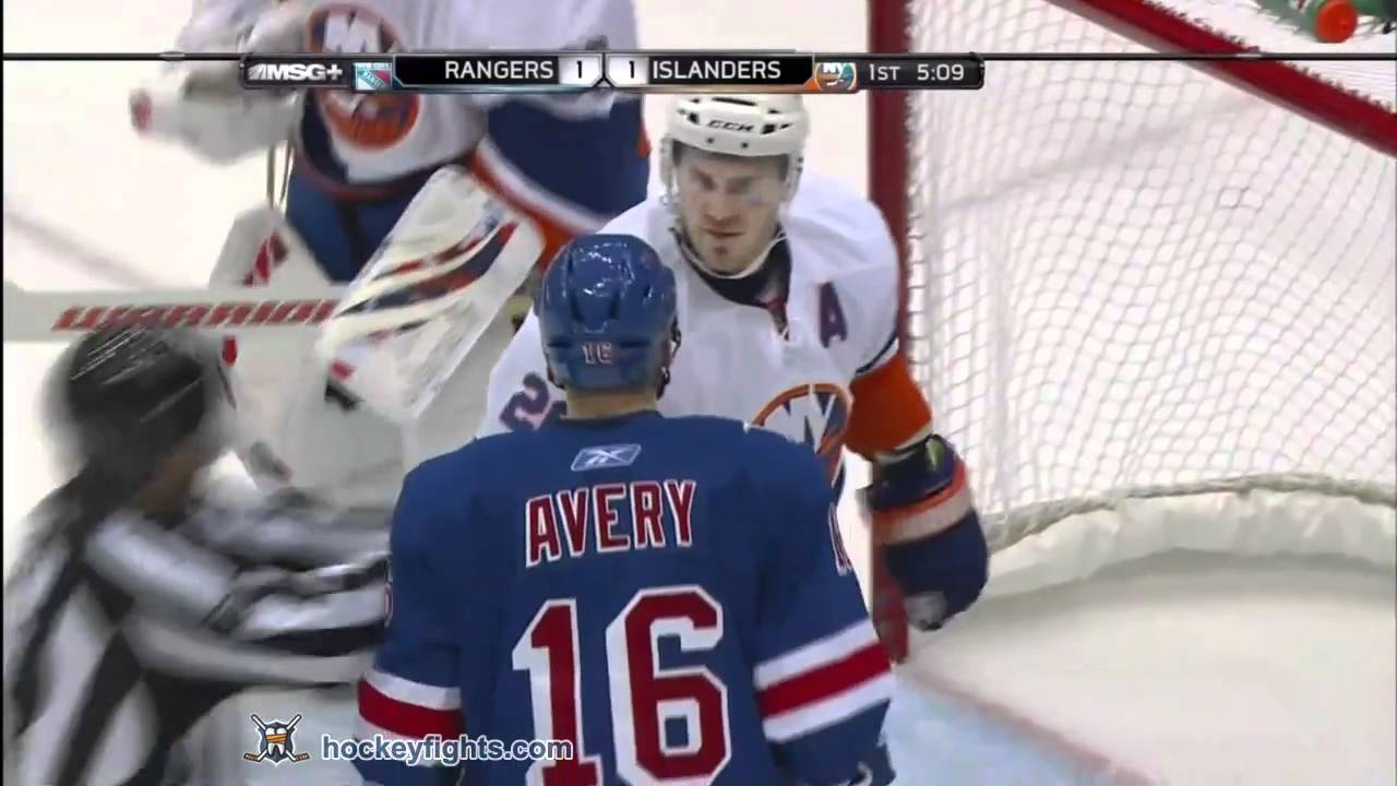 The Top 5 Things Sean Avery Will Be Remembered For