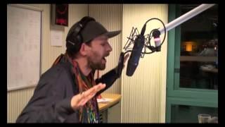 Damion Davis - Freestyle @ Radio Fritz bei Pyranja