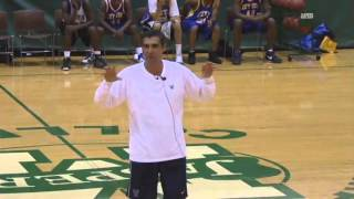 Get Players Shooting Reps with a Drill from Jay Wright!