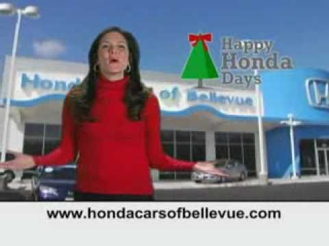 Honda Of Bellevue >> New Car Happy Honda Days Clearance Sale Commercial #1 for Honda Cars of Bellevue in Omaha, NE ...