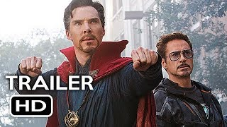 Avengers: Infinity War Family Trailer (2018) Marvel Superhero Movie HD
