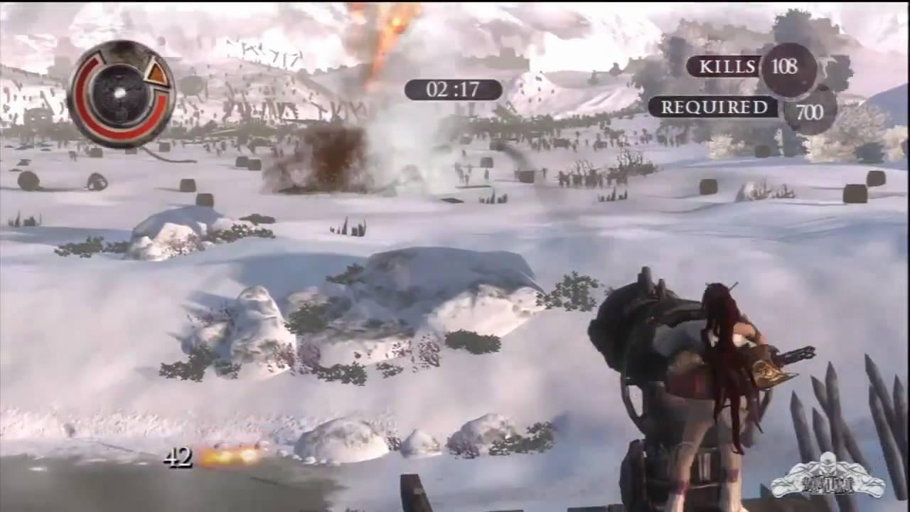 Heavenly Sword Gameplay Youtube