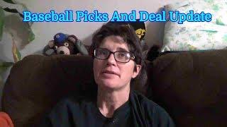 Baseball Picks And Deal Update #1085