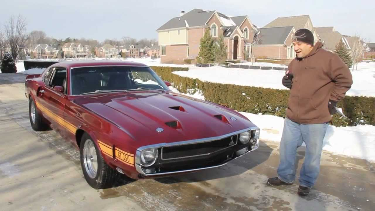 1969 shelby gt350 mustang fastback classic muscle car for sale in mi vanguard motor sales