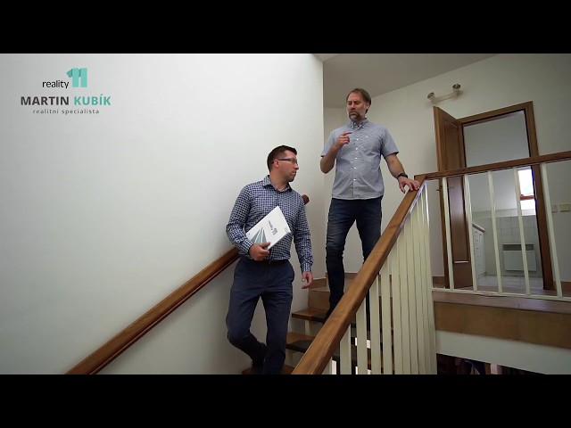 Prodej domu Psáry - videoprohlídka
