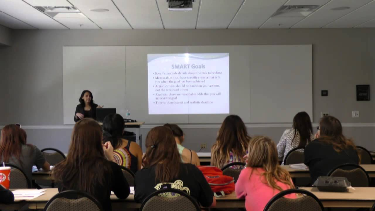 Getting As Using Time Management Workshop Ucf Sarc Youtube