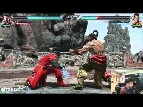 2015/04/02 Tekken 7 Knee's Stream 무프리카!