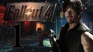 Fallout 4: Daryl Dixon, Hell Ya! - PART 1 - Old Tin Man