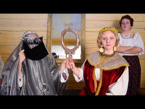 телеспектакль  сказка о мёртвой царевне и  о 7 богатырях