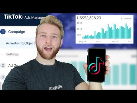 Using TikTok to make THOUSANDS on Shopify