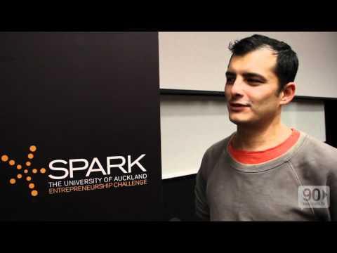 Spark - Vox Pops: Co Founder & CEO of the HyperFactory, Derek Handley