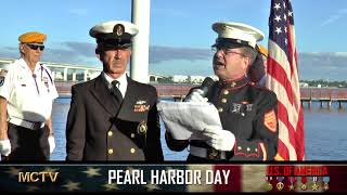 Martin County Pearl Harbor Day - 2018