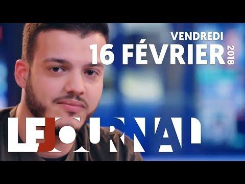 LE JOURNAL DU VENDREDI 16 FEVRIER 2018