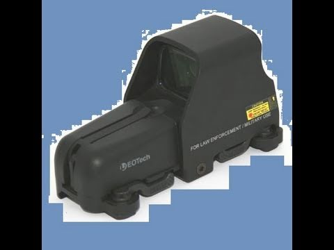 Eotech 553a65 Review Youtube