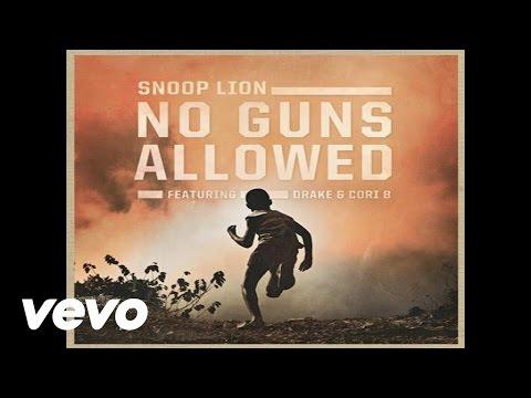 Snoop Lion - No Guns Allowed (Audio) ft. Drake, Cori B.