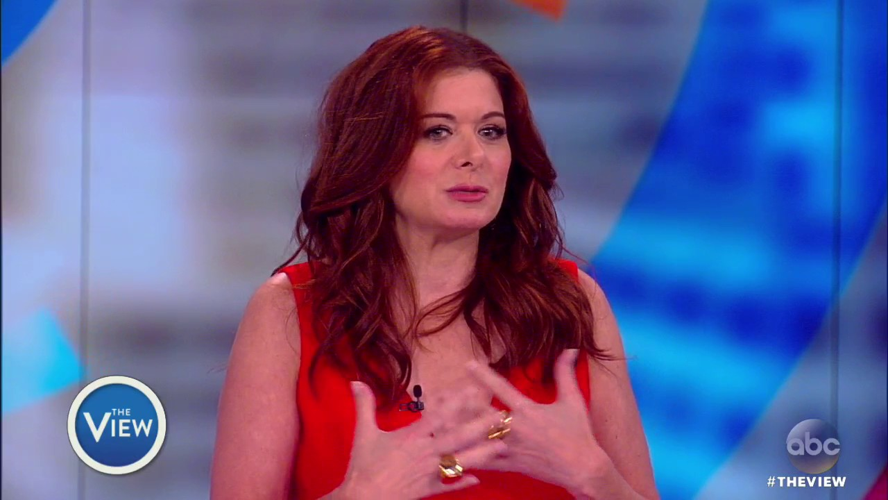 Debra Messing on Addressing Ivanka Trump, 'Will and Grace' Return