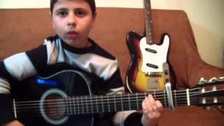 Hotel California-Калифорния на гитаре