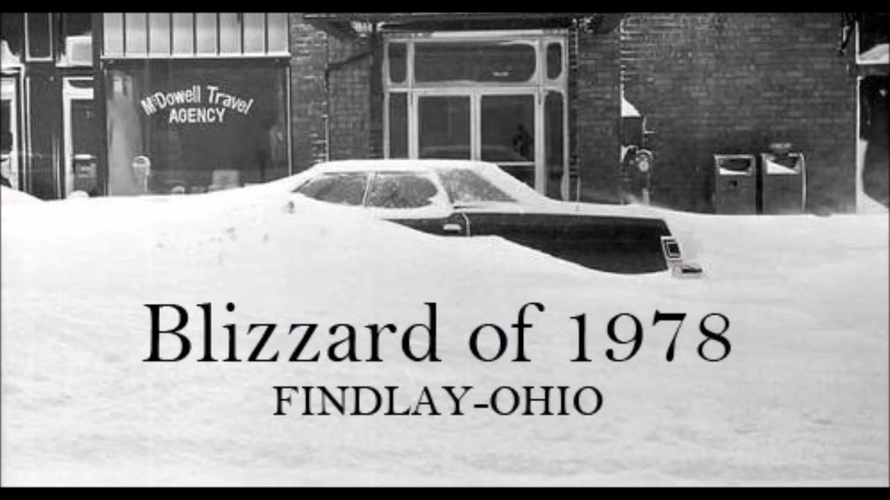 The Great Blizzard Of 1978 North East Ohio Youtube