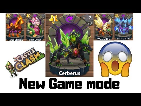 New Game Mode | Turf Watch | Castle Clash